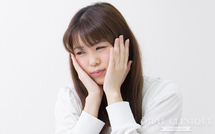 銀歯による金属アレルギー