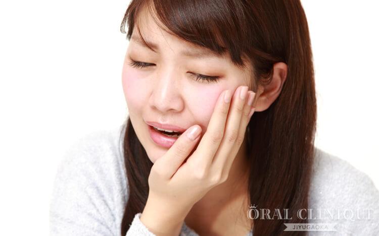 銀歯の劣化による虫歯