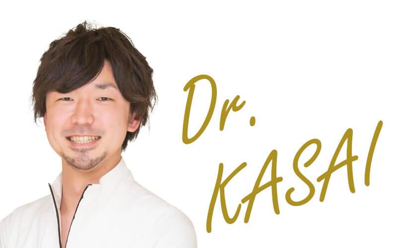 歯科医師:笠井 大平