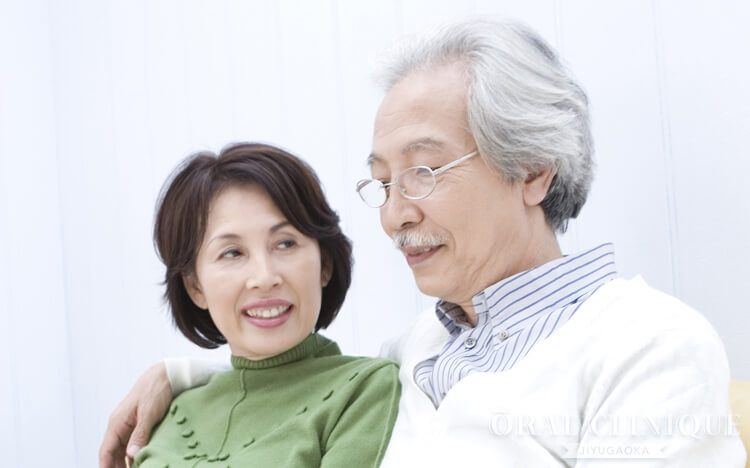 インプラントはご自身の歯を大切にできる治療法