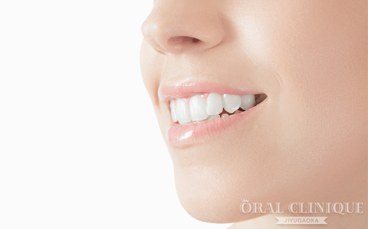 削らずに歯を白くするホワイトニング
